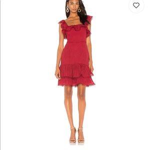Keepsake too close short dress